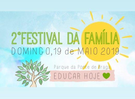 Festival da Família no Parque da Ponte